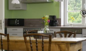 Küche / Esszimmer